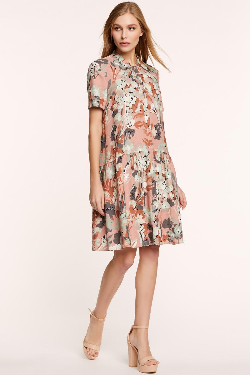 Платье 4155 (42-52)