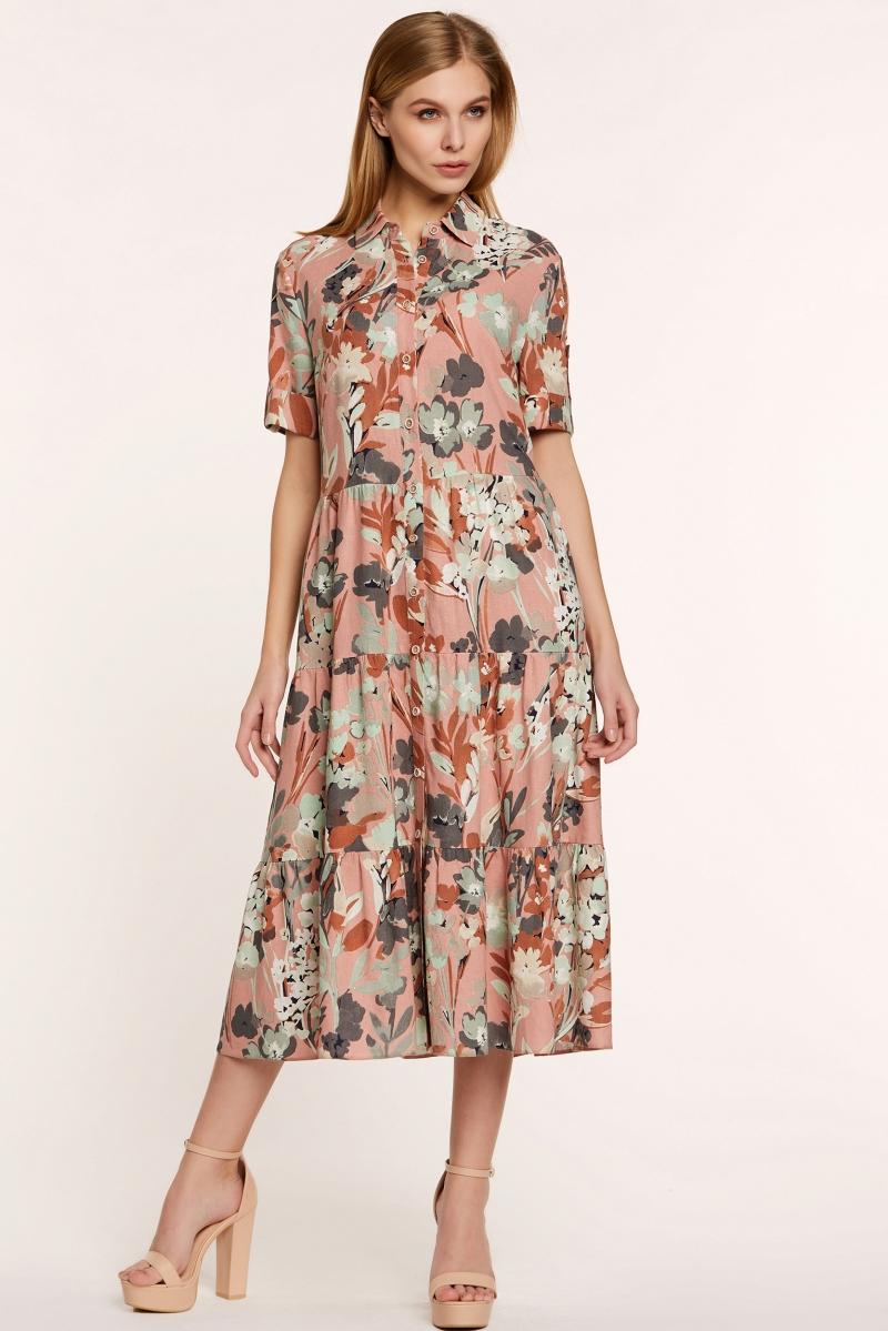Платье 4110 (42-52)