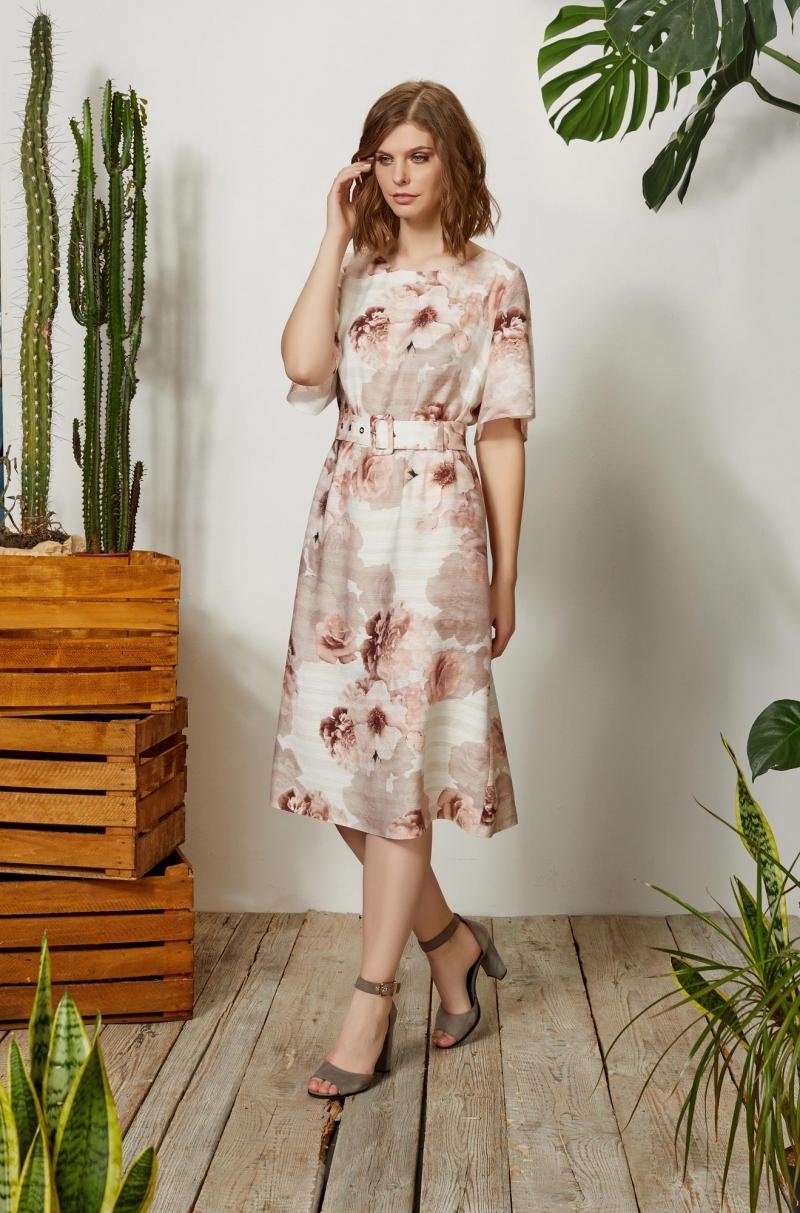 Платье 3805 (48-56)