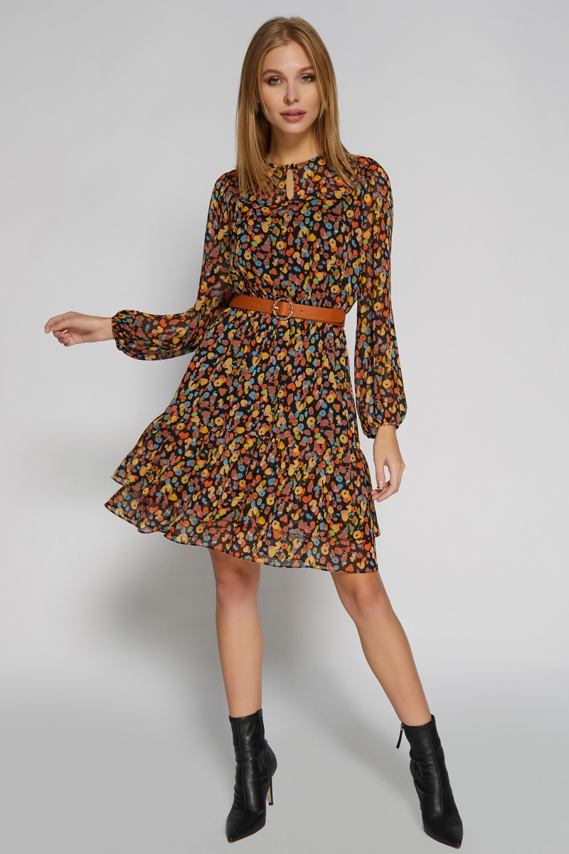 Платье 4044 (42-52)