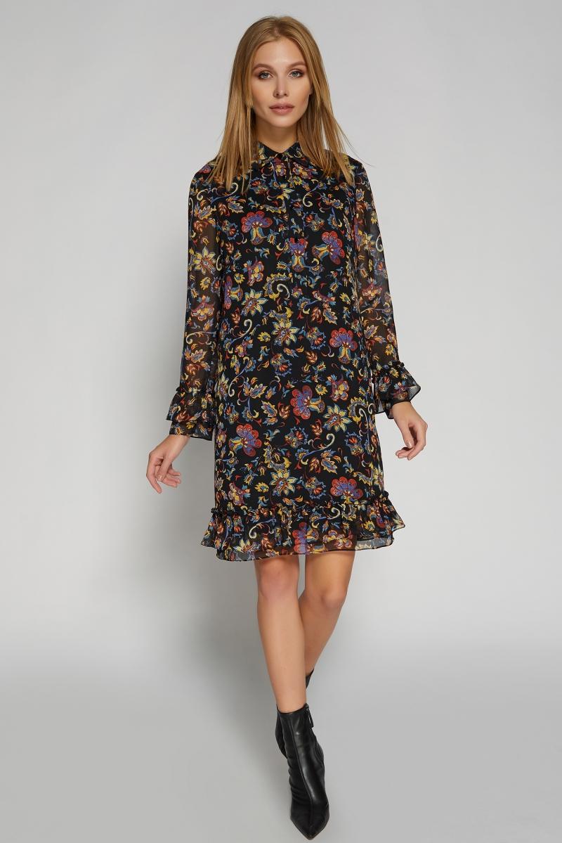 Платье 4033 (42-52)