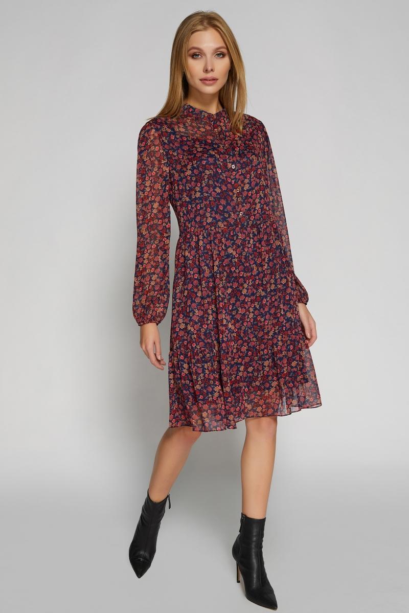 Платье 4047 (42-52)
