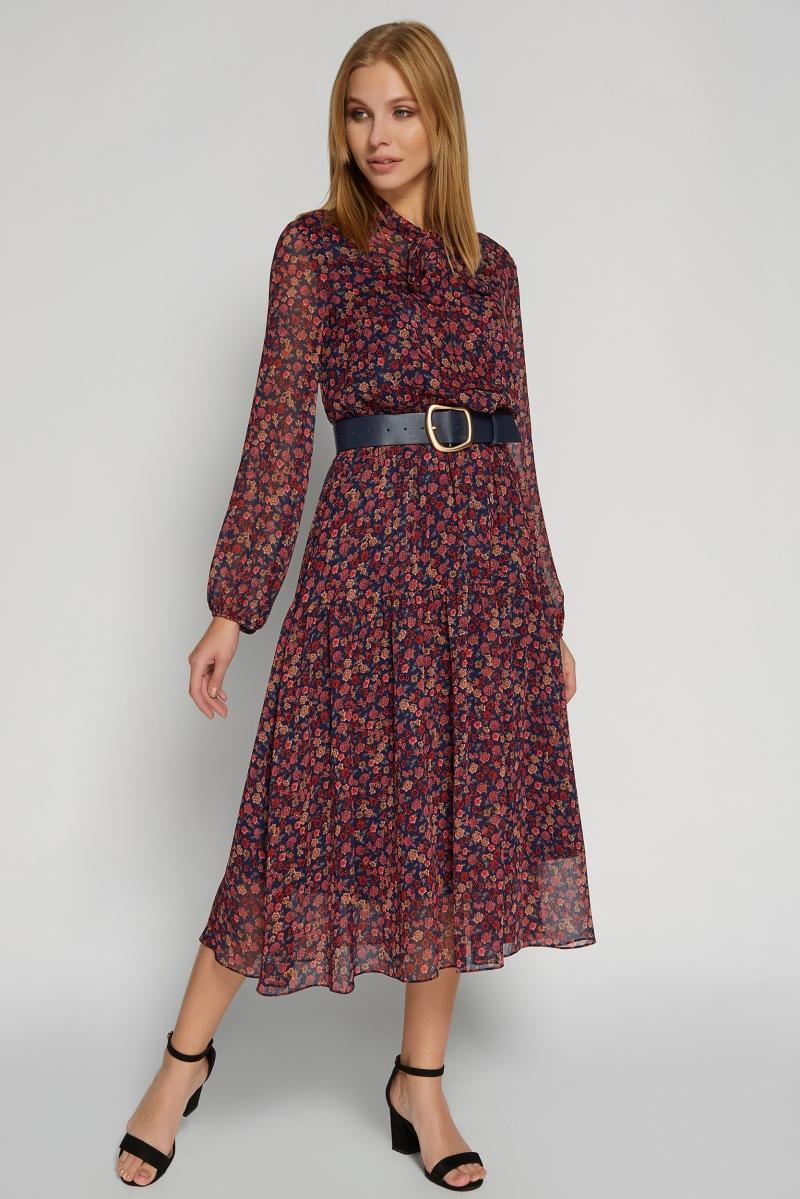 Платье 4045 (42-52)