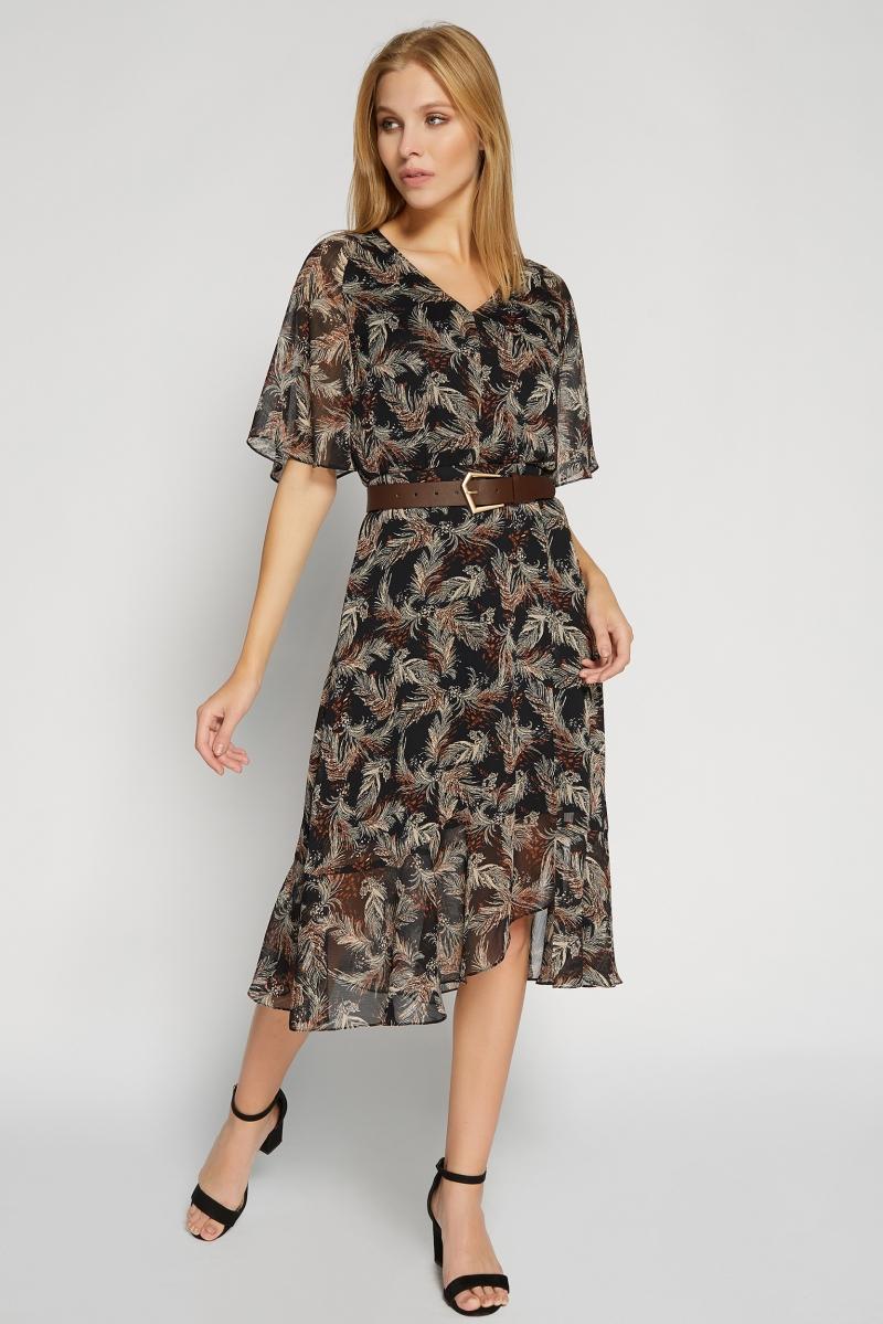 Платье 4055 (42-56)