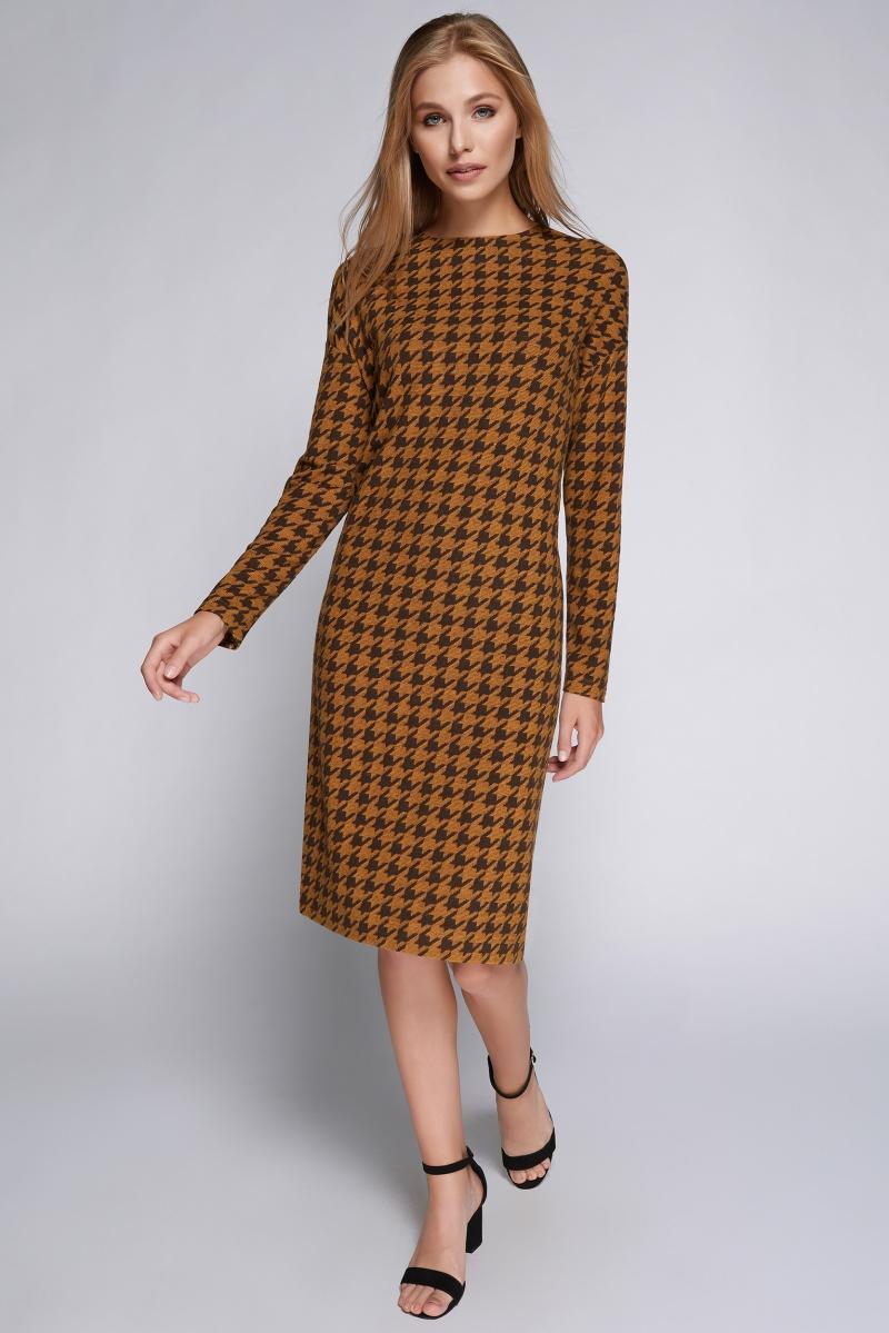 Платье 4007 (42-56)