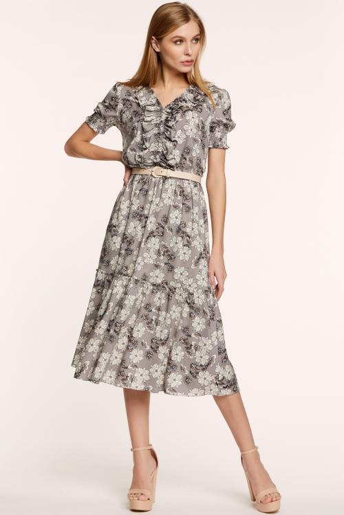 Платье 4166 (42-52)