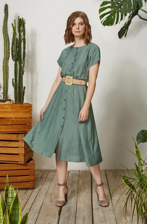 Платье 3686 (42-52)