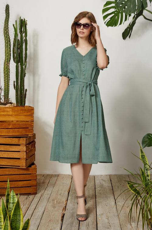 Платье 3685 (42-56)