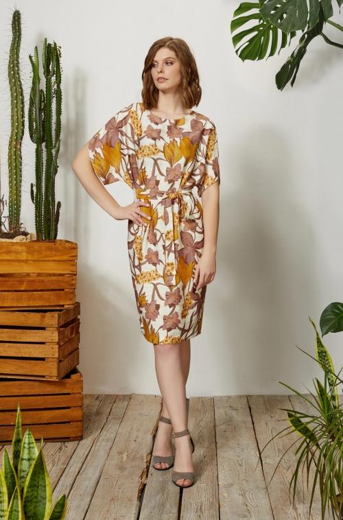 Платье 3648 (48-56)