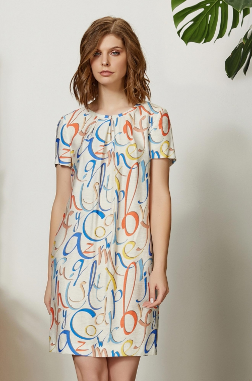 Платье 3658 (42-56)