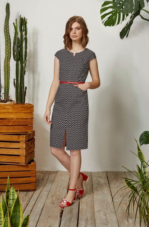 Платье 3735 (42-52)