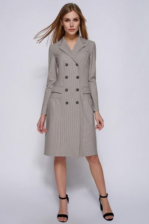Платье 3877 (42-52)