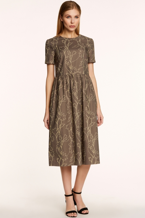 Платье 4207 (42-52)