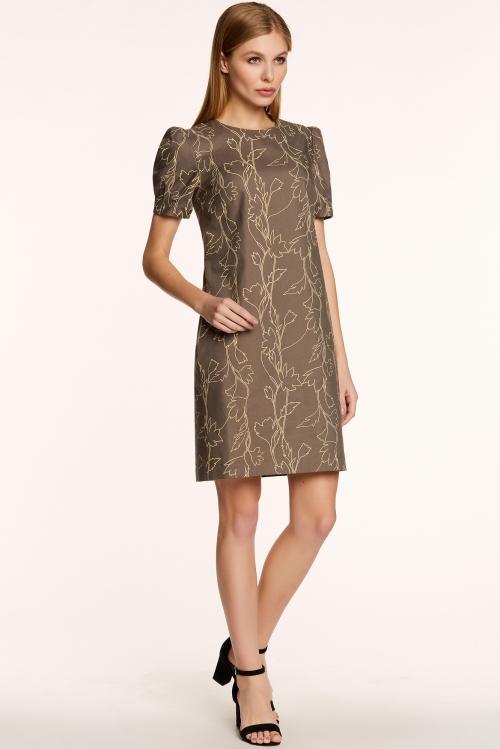 Платье 3976 (42-56)
