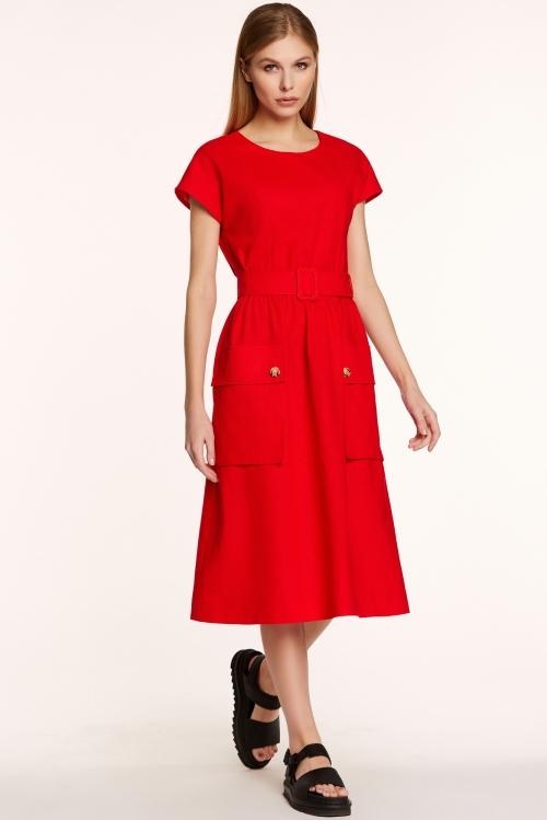 Платье 4154 (42-52)
